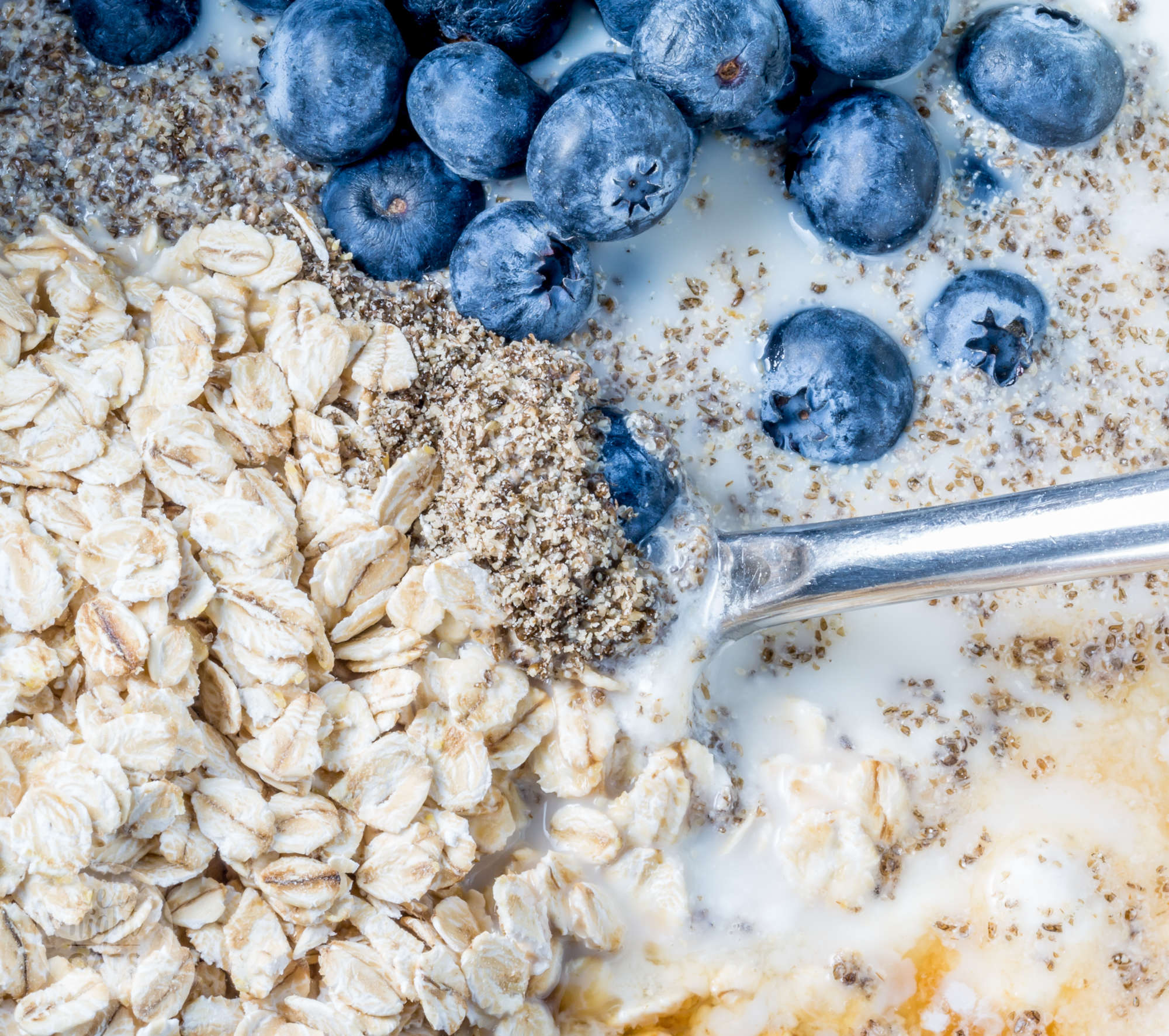 overnight oats mix